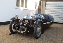 1938 Morgan Super Sports MX4