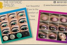 Get Beautiful Eyes In the comfort of your Home