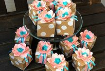 tiny treat boxes