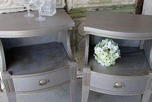 Inspirational painting ideas / Working with Annie Sloan Chalk Paint! / by Joanne Owens