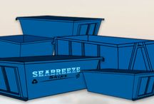 Seabreeze Skips / Seabreeze Skips supply skip bins . We are a locally owned waste management company with an eco friendly approach to our services. We have been in continuous operation supplying a range of Perth skip bins and hire services throughout the Northern suburbs since 2012. We provide skip bins with doors or gates that allow easy access for the tradesman , renovator or home owner looking to remove green waste or construction waste quickly and safely.