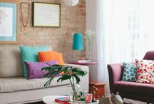 Living room / Inspirações de decor para a sala