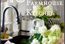 Farmhouse kitchen essentials