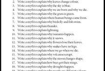 Writer Things
