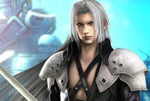 Sephiroth - My hero!