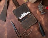 Genuine Leather Wallet, Gift For Everyone