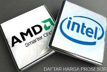 Harga Prosesor / Daftar Harga prosesor