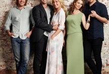 Offspring (Australian TV) / Een serie waar ik 5 seizoenen lang van heb genoten! Zal er nog een seizoen 6 volgen? I hope so <3
