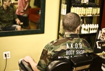 Barber Shop  / by AKOO CLOTHING