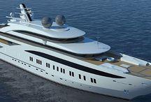 Luxury Yacht Designers