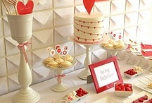 Valentine's Day / Decor and game ideas for celebrating Valentine's Day at school and at home
