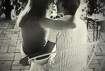 George and Patti ♥
