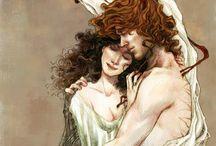 Claire und Jamie