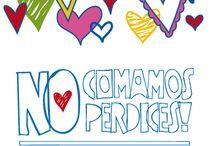 """Campaña - Noviazgos sin violencia / La campaña """"No comamos perdices. Derribando mitos por noviazgos sin violencia"""" es una iniciativa de FEIM, que tiene el apoyo del Programa de Fortalecimiento a Organizaciones de la Sociedad Civil del GCBA. nocomamosperdices.feim.org.ar"""