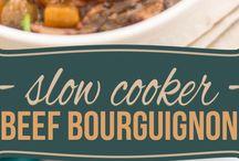 Recipes: Stews