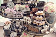 Candy bar wedding ideas