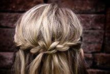 hair ideas. / by Kirsten Gioia