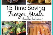 Freezer meals / by Jaymie Morris