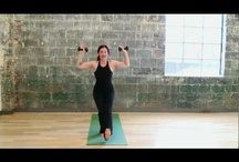 Xen Strength TV / Xen Strength Yoga with Weights workout routines, lifestyle and meditation videos.