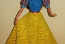 vestiti carnevale bambole
