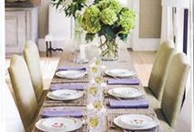 Pretty Vignettes, Settings and Collections / by Lisa Attarian