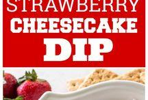 sweet dips