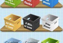 Organisation / Organisation stuff
