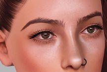 The Sims 3 Eyebrows