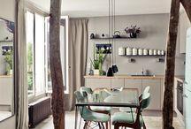 Kitchen Setting Ideas