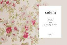 Celeni Wedding / Designer: Eszter Cselenyi Stylist: Barbara Urbányi  Makeup: Leslie Zsedely  Hair: Zsanett Fábián Model: Katrina/ VM