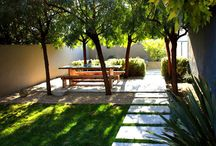Outdoor living / by Manju Menon