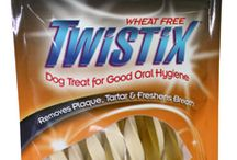 Twistix / Delicious, twisted treats for your pups!