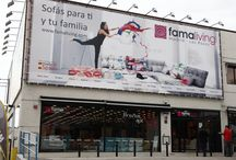 Famaliving - Tiendas / Tiendas de sofás Famaliving - Stores - Boutique