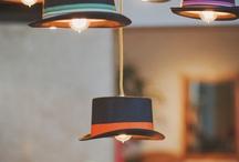 Decoración inspiración sombrero