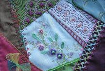 Embroidery & Embellishment 2 / by Eddi Miglavs