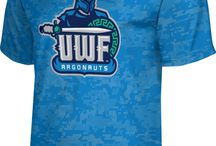 University of West Florida / Go Argonauts!  Show off your school pride in our comfortable sweaters, shirts, shorts, and more for men and women! Got spirit? See more at www.sportswearunlimited.com
