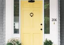 Welcome: Exteriors / Home exteriors, porches, curb appeal, french vintage decor