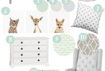 Neutral Nursery Theme Inspiration