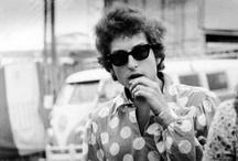 Bob Dylan on B/W