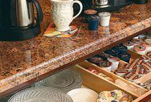 Coffee & Tea Bar / by Robin Warner