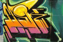 Graffiti / All types of Graffiti