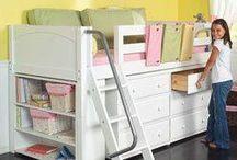 Pokoje dla dziewczynek