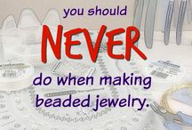 Beading and metalwork / ALL jewelry making topics. Beads, metal, wire, hemp, earrings, necklaces, you get the picture.