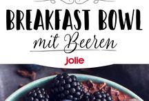 Frühstücks-Rezepte / Leckere Rezepte für den perfekten Start in den Tag