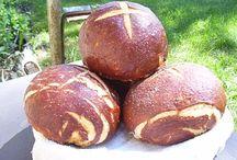 breads / by Lou Ann Lemmo