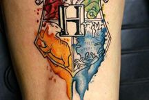 harrypoter tattoo