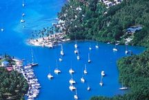 Caribbean Yacht Charter / 212 Yachts | French Riviera Luxury Yacht Charter Destination Guide - Tips, Advice & Inspiration.