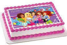 День Рождения Лего Френдс