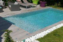 Aménagement terrasse piscine