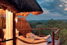 Luxury African Bush Lodge